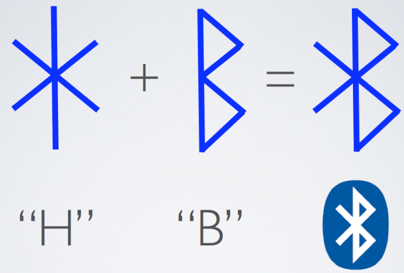 De unde vine numele conexiunii de Bluetooth